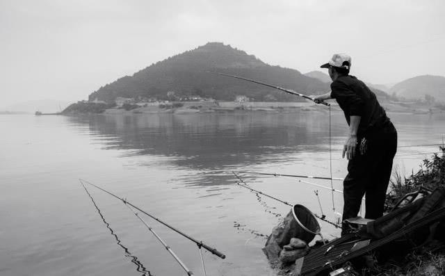 漢中這座城市,有山、有水,一幫釣迷、釣癡
