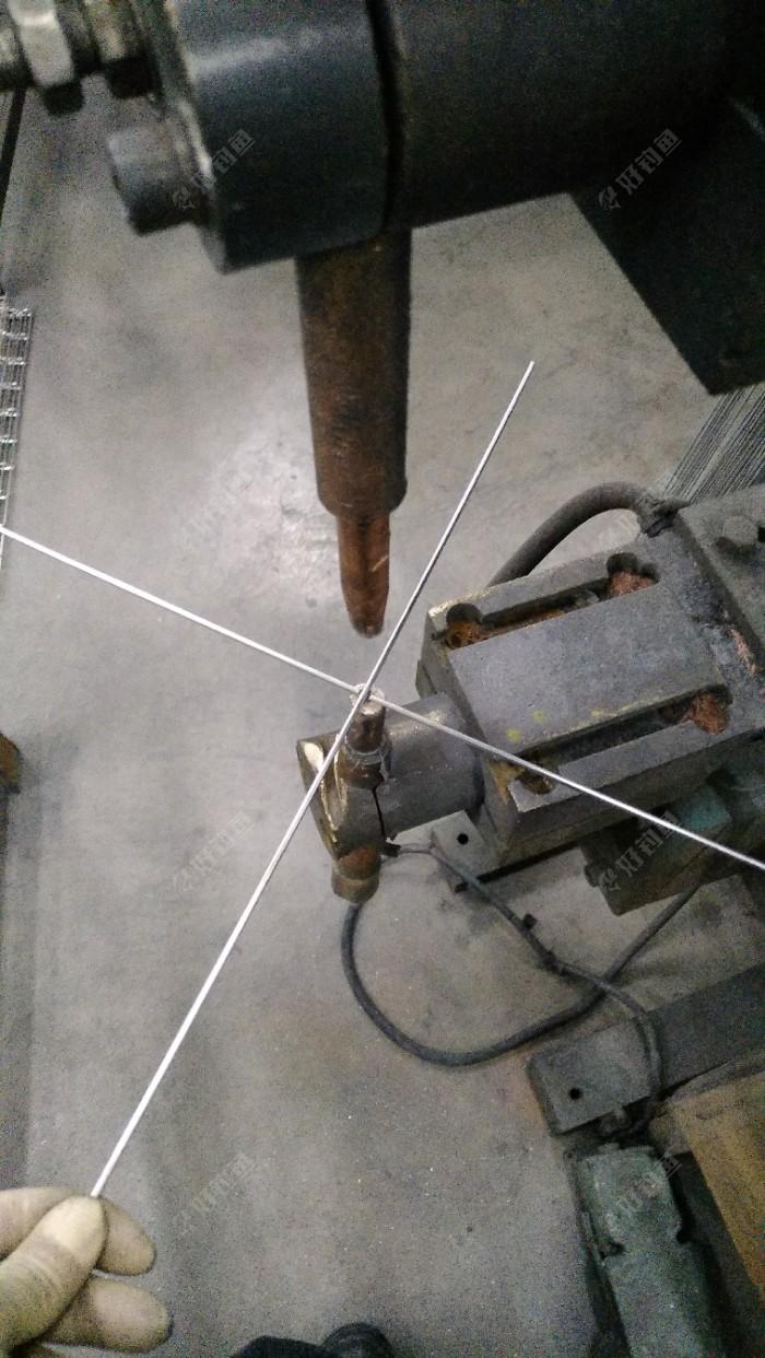 十字型焊接