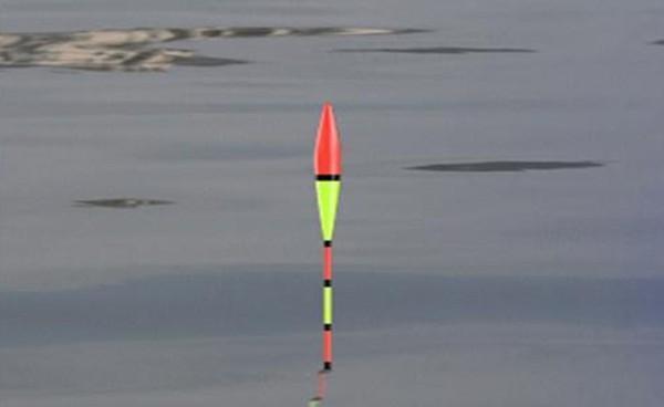 矶竿的选择与图解滑漂线组搭配技巧