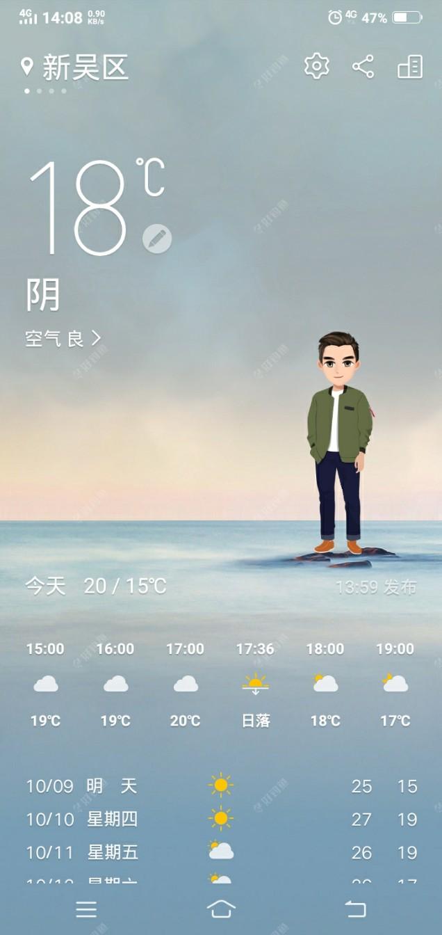 这几天降温比较厉害