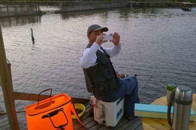 遇到鱼口不是很好,却可以上推或下拉浮漂的一些调钓方法