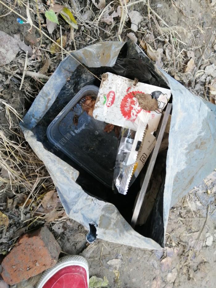钓点垃圾带走,当然也包含本人携带的,其它钓友丢弃的