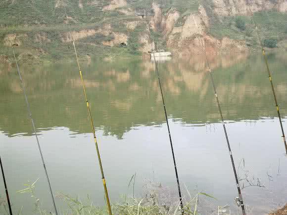 很多人海竿钓不到鱼,那是你没摸到门道