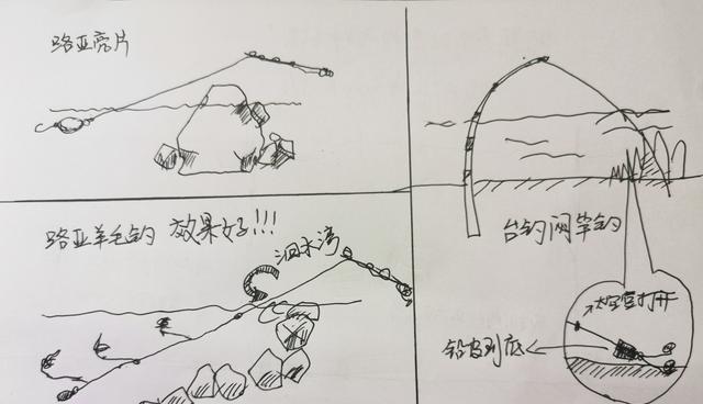 华子鱼的生活习性是什么?钓华子鱼的技巧与路亚(图5)