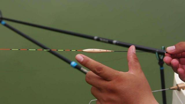 细节决定渔获:很少有人真正弄明白调平水钓跑铅