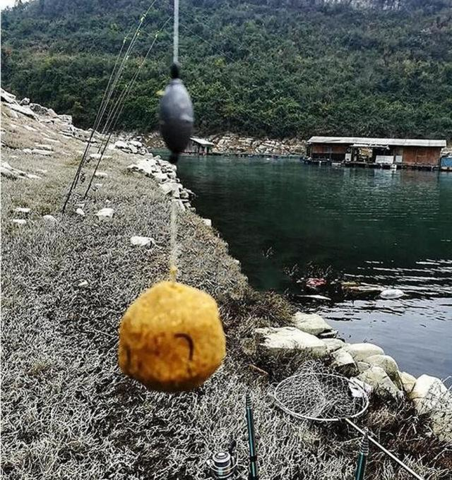 为什么野钓大鱼,首推海竿爆炸钩,从5个方面说我经验