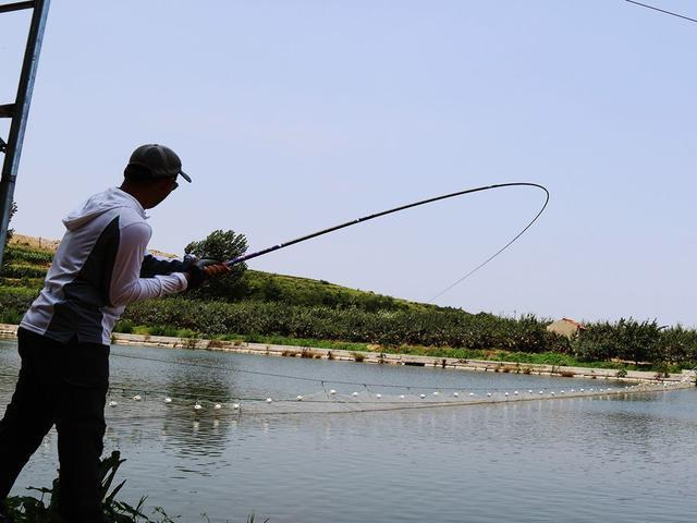新买的鱼竿几项检查是必须