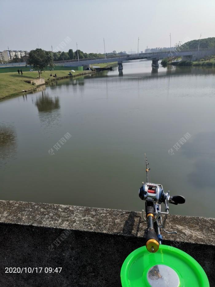 七里画廊湿地公园新建了五座桥梁。