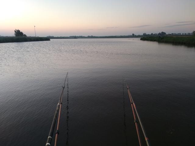 钓鱼时总有那么些不确定因素