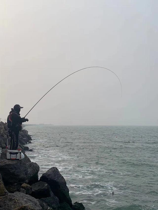 当大潮活汛遇上我的矶钓轻钓组,这次钓行简直完美