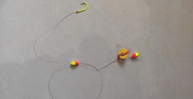 古稀的老钓鱼者只靠一组线,钓到五十斤鲫鱼就易如反掌(图5)
