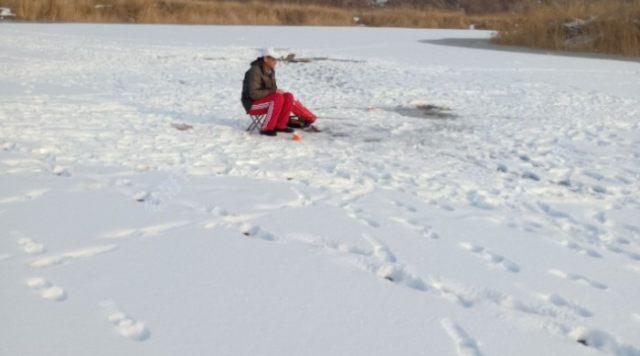 [迎新春]野钓战队钓鱼狂人,在好钓鱼平台,也能暂时太原冬天的